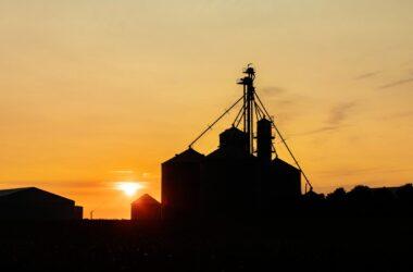 Illinois Farm Silos
