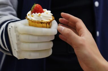 MIT Inflatable Robotic Hand