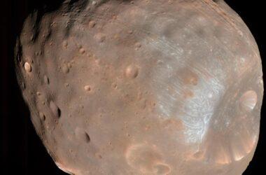 La mission japonaise sur Mars, Phobos, ramènera un échantillon à la maison d'ici 2029