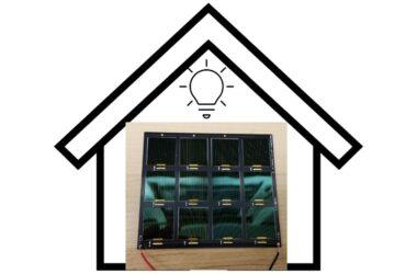 Mesurer les performances photovoltaïques à l'intérieur - Sous une lumière ambiante artificielle