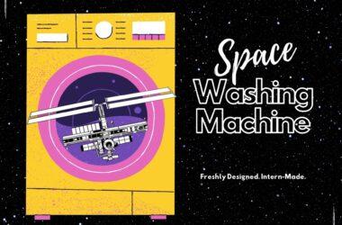 Les stagiaires de la NASA prennent des conceptions de machines à laver pour un tour