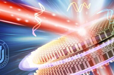 Metadevice for Dynamically Controlling THz Wavefronts