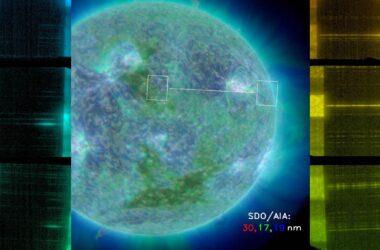 NASA EUNIS Solar Nanoflare Heating