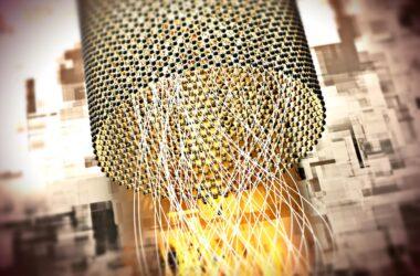 Graphene Light Energy Concept