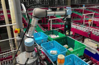 Righthand Robotics Picking Robot