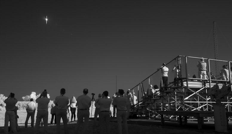 Lancement de la fusée Northrop Grumman Antares en août 2021