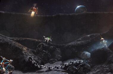 Oubliez les roues, la NASA cherche des techniques alternatives de mouvement de rover pour explorer les robots