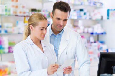 Pharmacists in Pharmacy