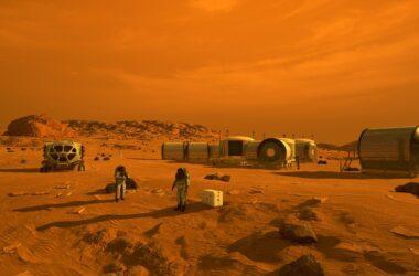 Les serres ne fonctionneront probablement pas pour faire pousser des cultures sur Mars à cause du rayonnement cosmique