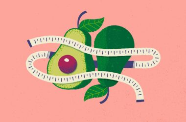 Avocado Belly Fat Distribution