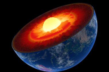 Le noyau interne de la Terre se développe déséquilibré - Voici pourquoi la planète ne bascule pas
