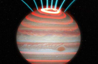 Des observatoires internationaux se réunissent pour résoudre la « crise énergétique » sur Jupiter