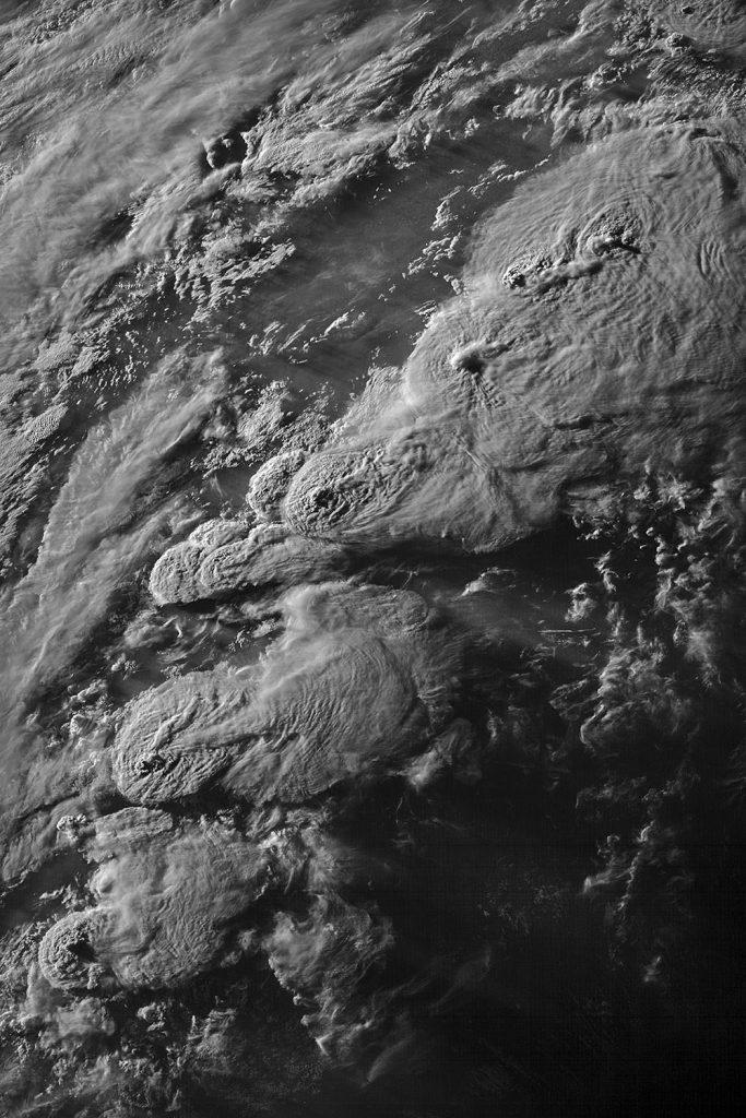 Chaîne de tempêtes produisant des AACP
