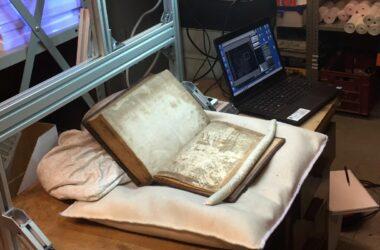 Merlin Medieval Manuscript