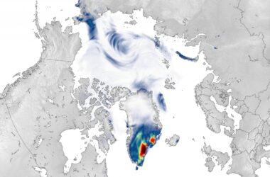"""Chutes de neige inhabituelles au Groenland - """"Une fin dramatique à une saison d'événements extrêmes"""""""