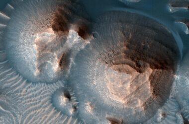 """La NASA confirme des milliers de """"super éruptions"""" volcaniques massives et violentes sur Mars"""