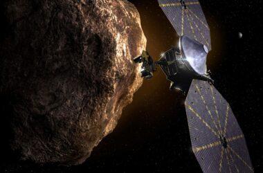 Lucy va dans l'espace - Pour explorer les capsules temporelles de la naissance de notre système solaire