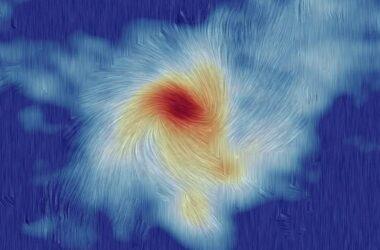 Interaction entre la force magnétique et la gravité dans la formation massive d'étoiles