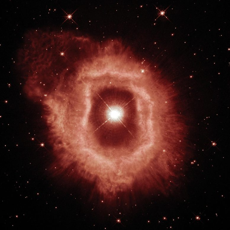 Émissions d'hydrogène et d'azote d'AG Carinae