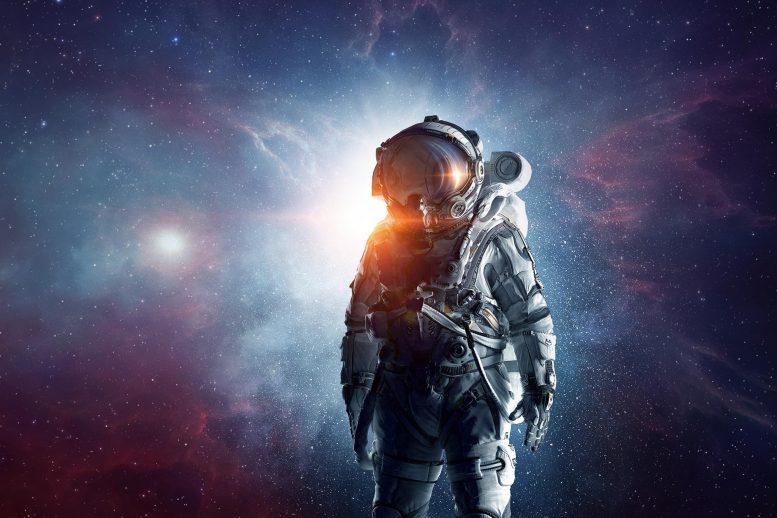 Les astronautes dans l'espace extra-atmosphérique ont besoin d'une protection contre les rayonnements