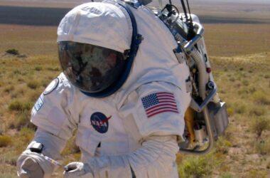 NASA Desert Rats Suit