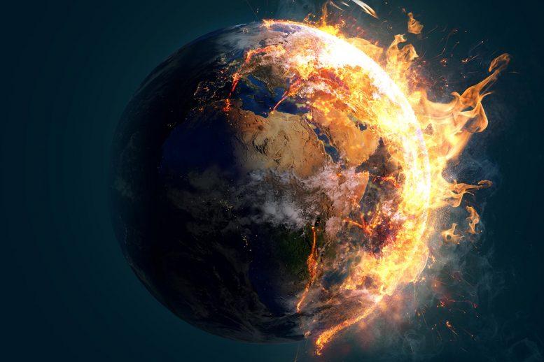 Le réchauffement climatique de la future Terre