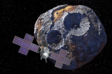 Le vaisseau spatial Psyche de la NASA explorera un astéroïde unique à la recherche d'indices sur le système solaire précoce
