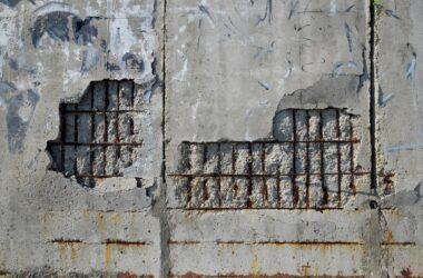 Old Concrete Failing