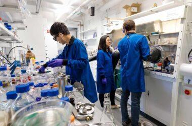 Chong Liu's Lab