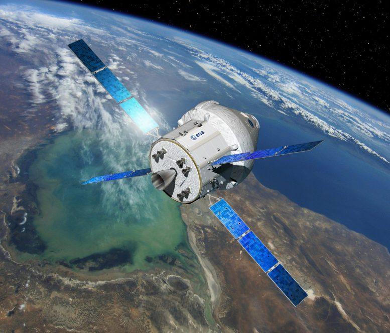 Module de service européen Orion