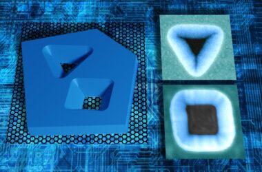 Des matériaux quantiques coupés plus près que jamais pour une électronique plus rapide et plus économe en énergie