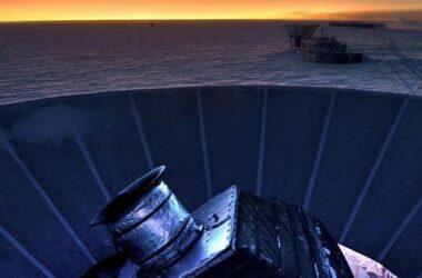 BICEP3 Telescope