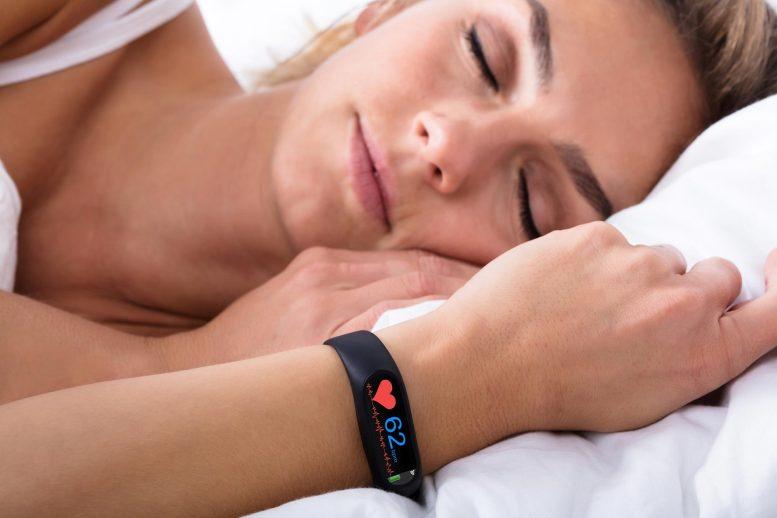 Suivi de l'activité du sommeil