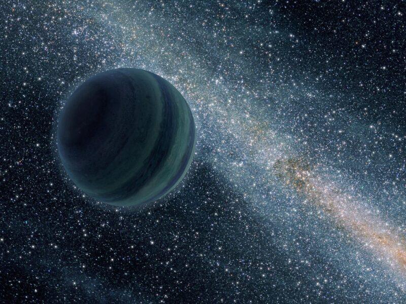 La NASA recherche des planètes flottantes grâce à l'intelligence artificielle et à la microlentille gravitationnelle