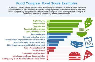 Food Compass Scores