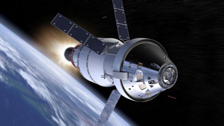 Vaisseau spatial Orion