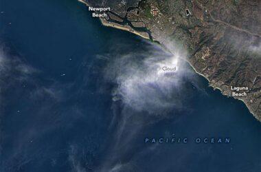 California Oil Spill October 2021 Annotated